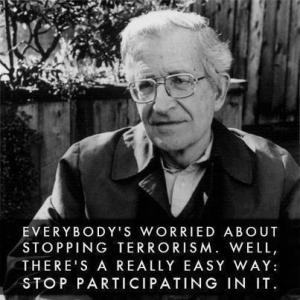 Chomsky on Terrorism